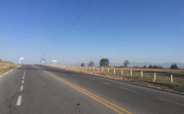 Foto Terreno en Venta en  San José Chiapa ,  Puebla  VENTA DE TERRENO COMERCIAL, SAN JOSE CHIAPA, IDEAL GASOLINERA