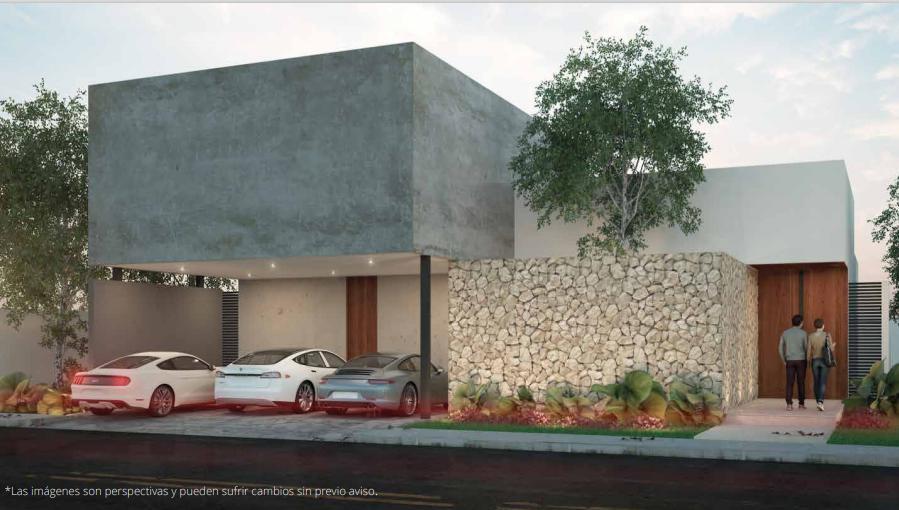 Foto Casa en Venta en  Temozon Norte,  Mérida  CASA VILLAREAL EN TEMOZON