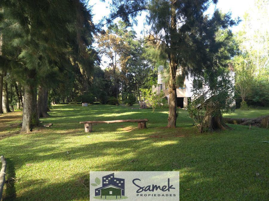 Foto Casa en Venta en  Carapachay,  Zona Delta Tigre  Carapachay Km 10