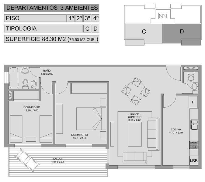 Foto Departamento en Alquiler en  Castelar Norte,  Castelar  Nicolas Avellaneda al 900