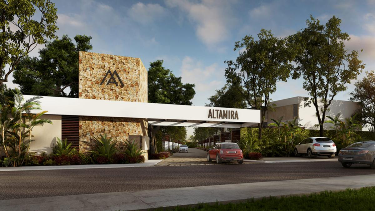 Foto Casa en Venta en  Mérida ,  Yucatán  Altamira Privada Residencial con Amenidades excelente ubicacion