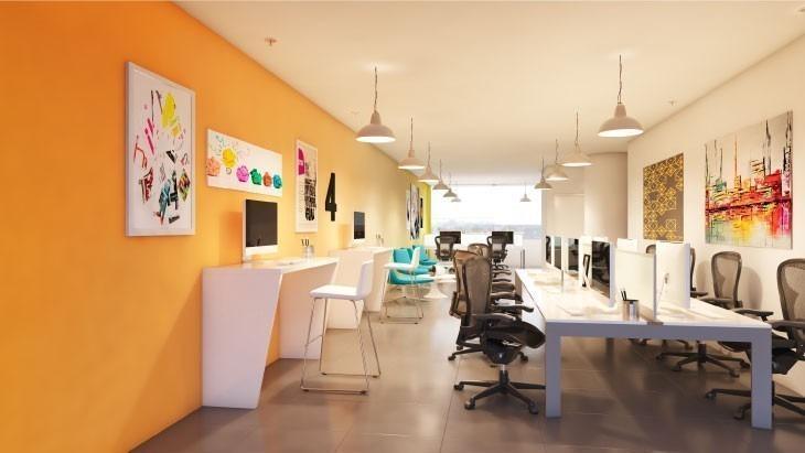 Foto Oficina en Venta en  San Isidro,  Lima  Av. JAVIER PRADO ESTE N°4XX, Dpto. 207 AL 1307