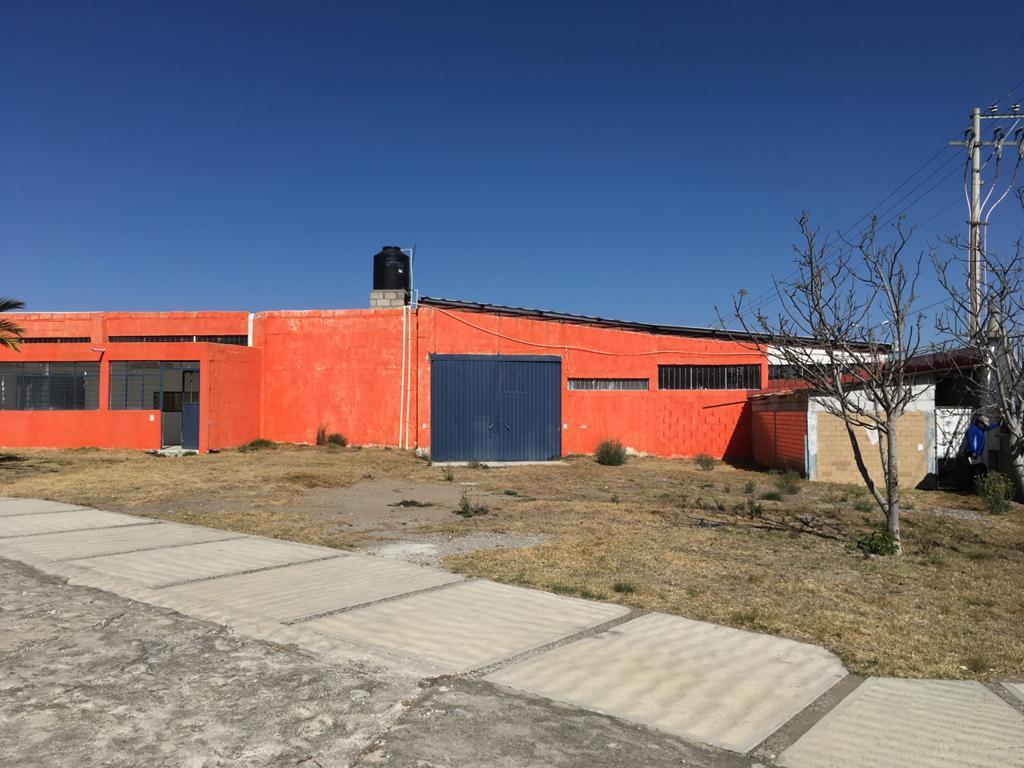 Foto Bodega Industrial en Renta en  Pueblo Benito Juárez,  Huamantla  Parque industrial Xicotencatl