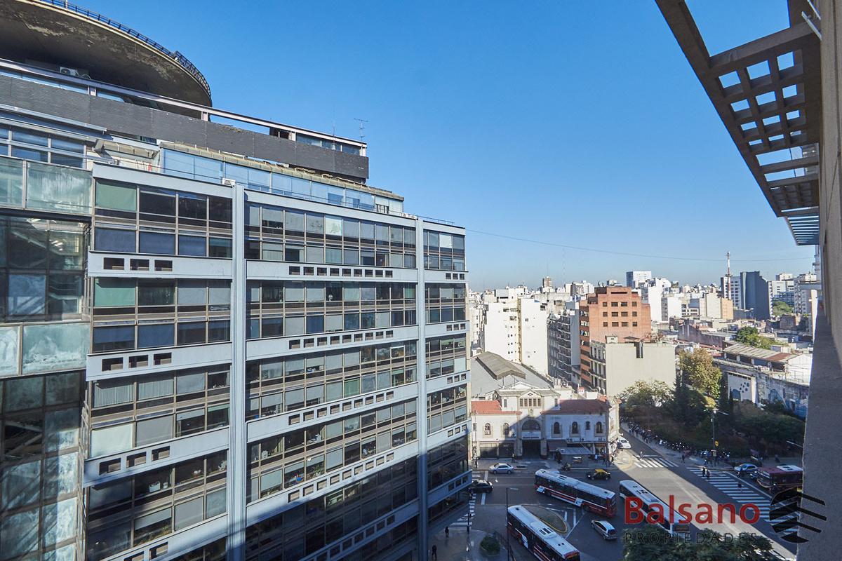 Foto Oficina en Venta en  Centro (Capital Federal) ,  Capital Federal  Pte Julio A. Roca al 700- Unica Oficina de 90 mts - 10º piso - Edificio Facultad VI