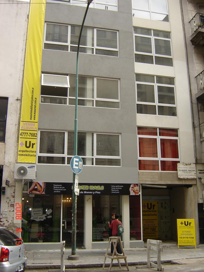 Foto Departamento en Alquiler en  Recoleta ,  Capital Federal  Riobamba al 900
