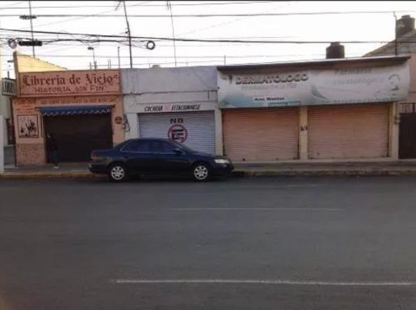 Foto Local en Renta en  San Cristóbal Centro,  Ecatepec de Morelos  Local comercial en Avenida Morelos Poniente 203, COLONIA, San Cristobal Centro, Ecatepec de Morelos, Estado de Mexico