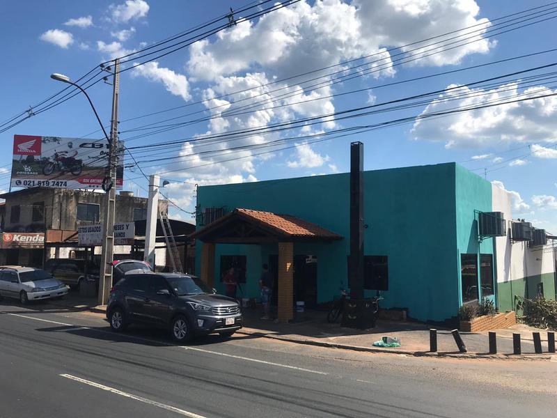 Foto Local en Alquiler en  Ñemby,  Ñemby  Local comercial Acceso Sur- Ñemby