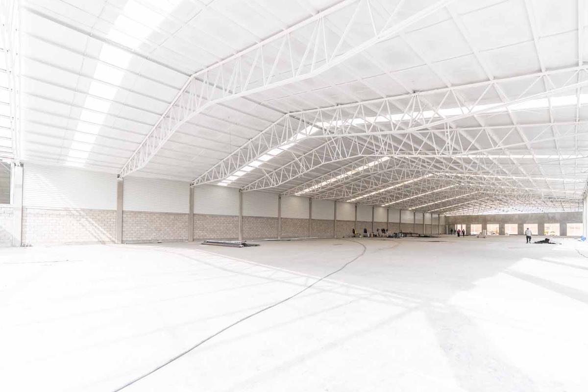 Foto Bodega Industrial en Renta en  Isidro Fabela,  Lerma  RENTA DE BODEGA EN ISIDRO FABELA LERMA