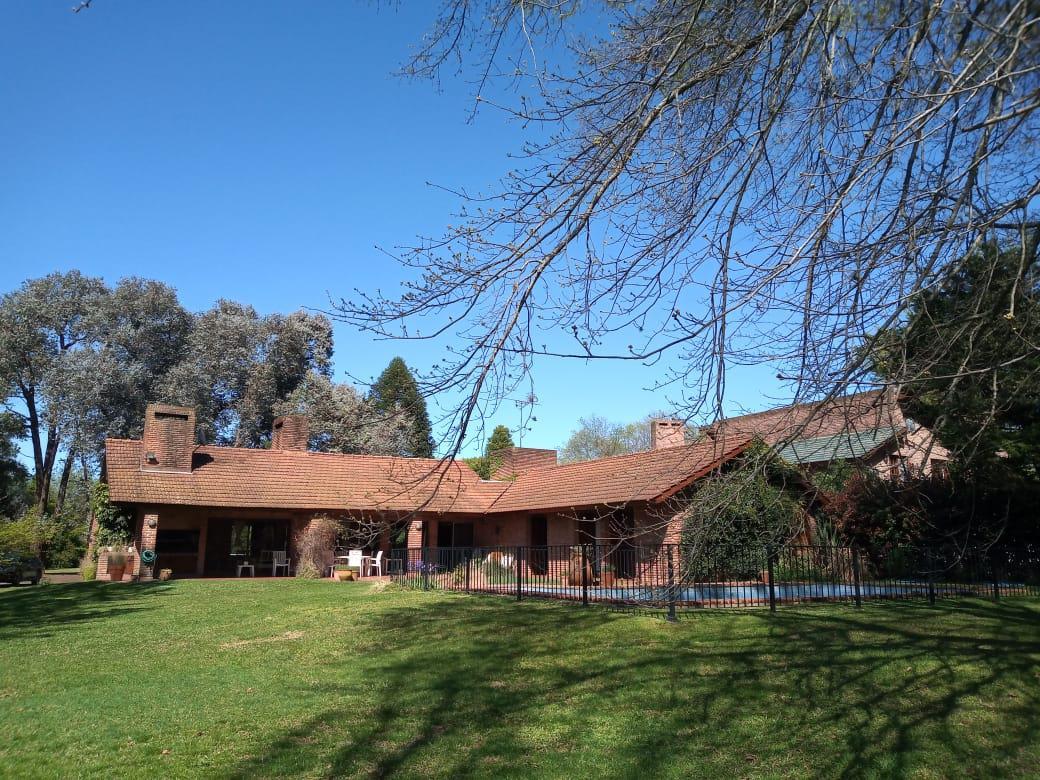 Foto Casa en Alquiler temporario en  Las Praderas De Lujan,  Countries/B.Cerrado (Lujan)  RUTA al 100