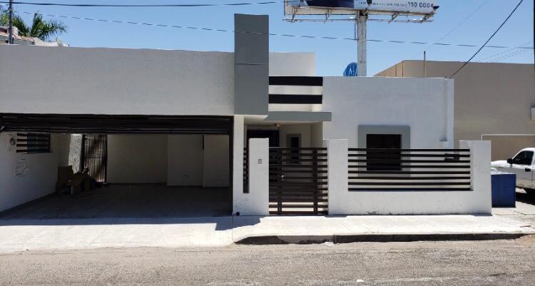 Foto Casa en Venta en  Villa Satélite,  Hermosillo  CASA EN VENTA EN VILLA SATELITE AL PONIENTE DE HERMOSILLO