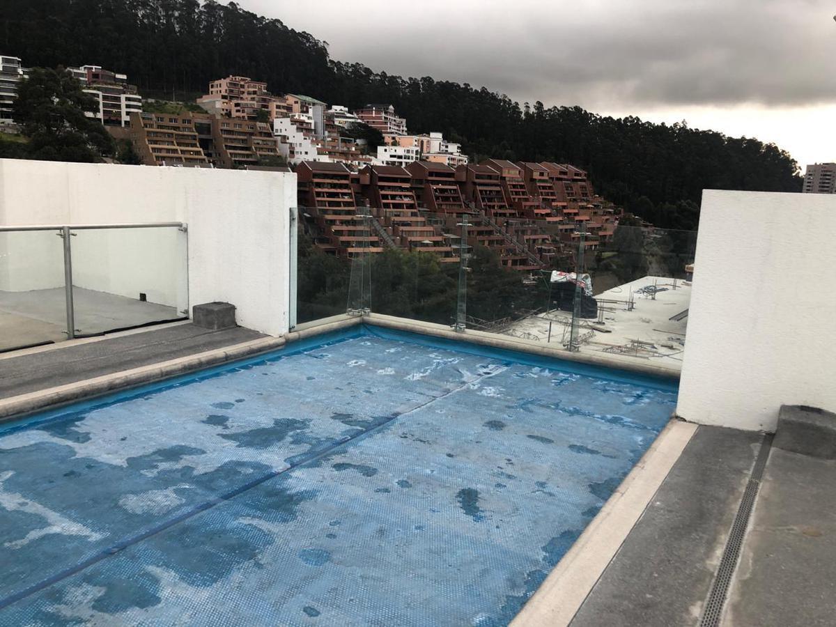 Foto Departamento en Venta en  Centro Norte,  Quito  Granda Centeno