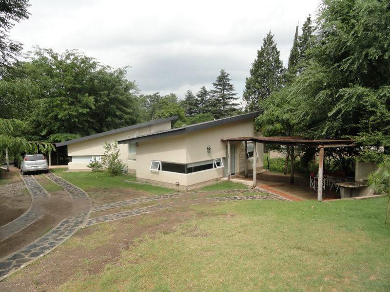 Foto Casa en Venta en  Villa Icho Cruz,  Punilla  Cabañas La Escondida