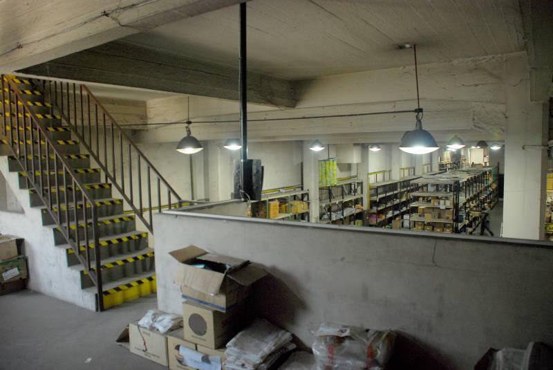 Foto Depósito en Venta en  Barracas ,  Capital Federal  general Hornos  1250