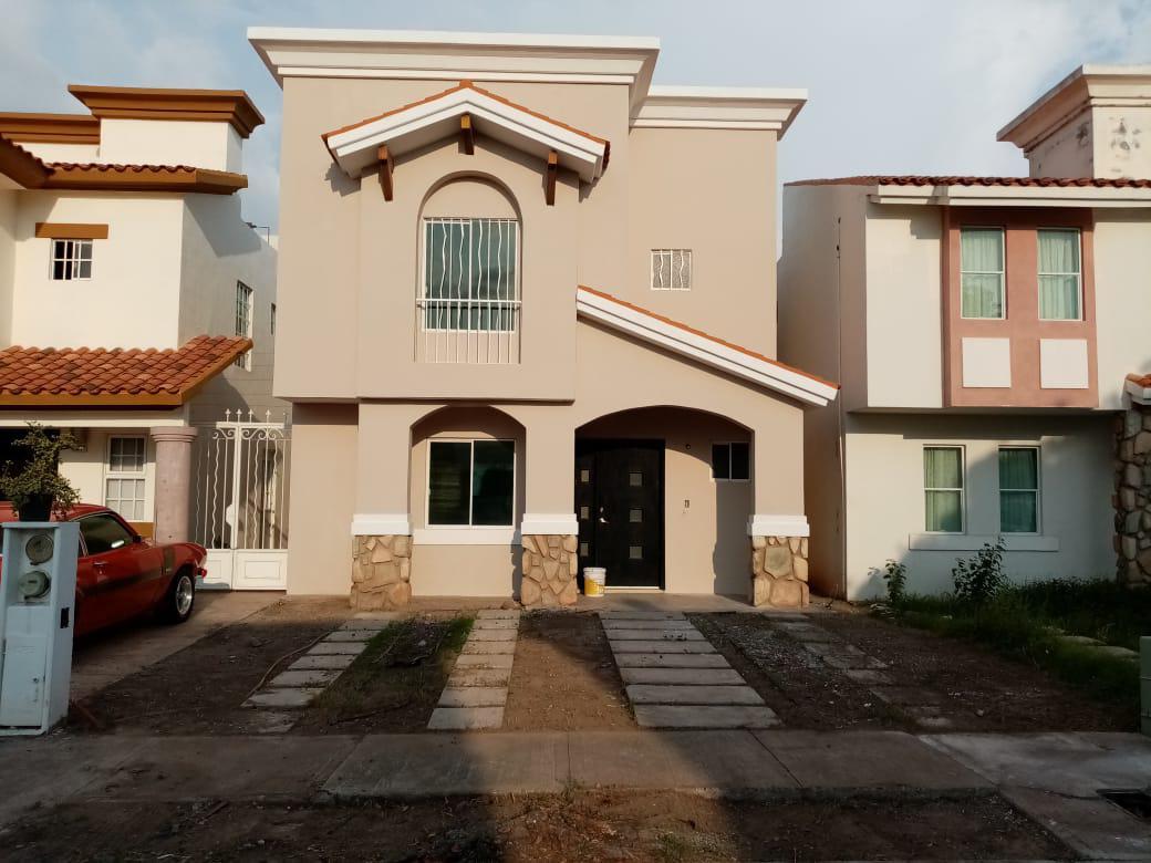 Foto Casa en Venta en  Fraccionamiento Stanza,  Culiacán          STANZA TOSCANA PRIVADA VINCI    NO. 3290