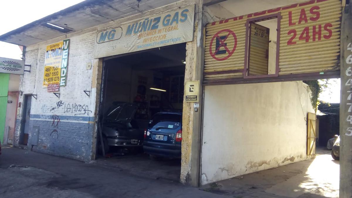 Foto Local en Venta en  Muñiz,  San Miguel  San Jose 668