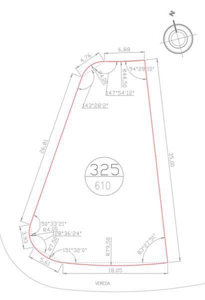 Foto Terreno en Venta en  Canning (Ezeiza),  Ezeiza  Espectarcular DOBLE LOTE 1.232 m2 con fondo libre