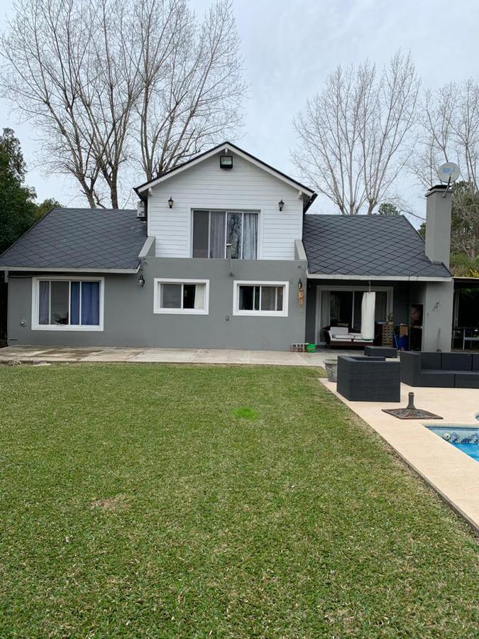 Foto Casa en Alquiler en  Los Cardales,  Exaltacion De La Cruz  CC Los Cardales