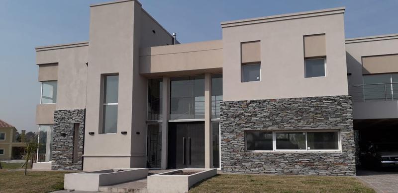 Foto Casa en Venta | Alquiler en  Valdevez,  Tristan Suarez  Gran casa a estrenar en Valdevez, solo alquiler permanente