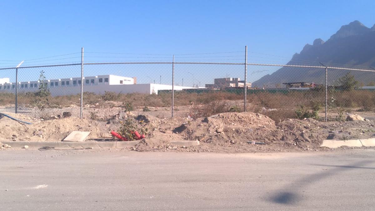 Foto Terreno en Renta en  García ,  Nuevo León  Dominio Cumbres