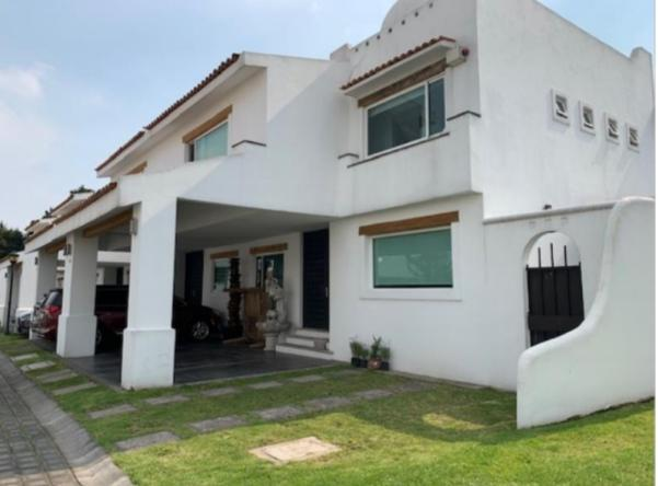 Foto Casa en condominio en Venta en  Ocoyoacac ,  Edo. de México  Casa en venta en Residencial Marbella  Ocoyoacac México