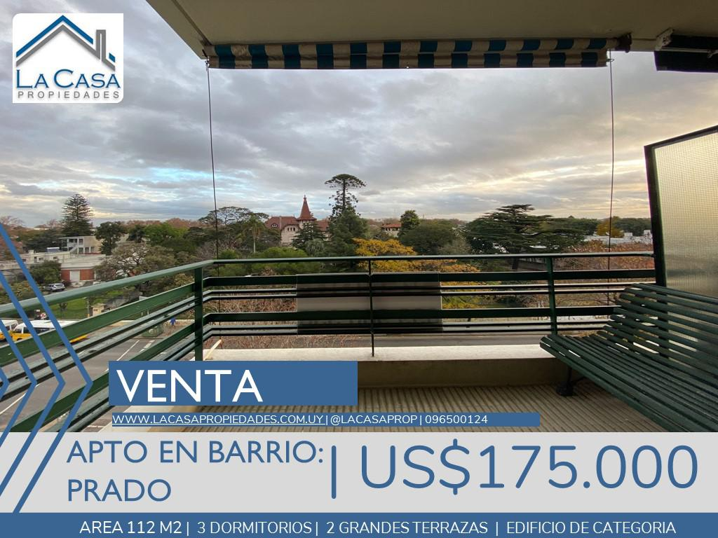 Foto Apartamento en Venta en  Prado ,  Montevideo  Av Agraciada al 3500