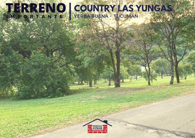 Foto Terreno en Venta en  Yerba Buena ,  Tucumán  Las Yungas - Lote Central