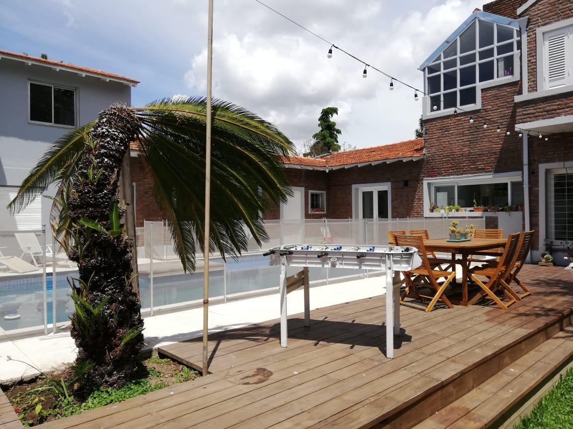 Foto Casa en Alquiler en  Mart.-Santa Fe/Fleming,  Martinez  Entre Rios al 900
