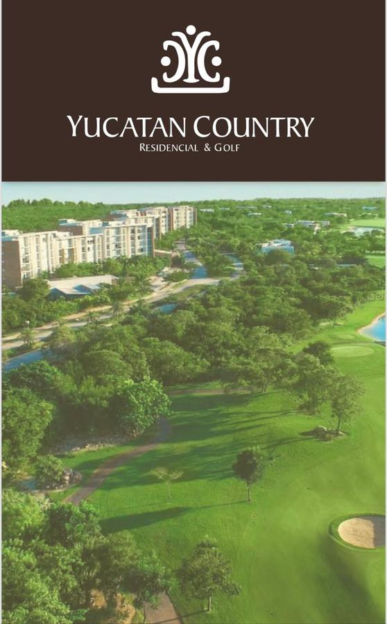 Foto Casa en Venta en  Yucatán Country Club,  Mérida  Preventa 3 exclusivas residencias en el Yucatan Country Club