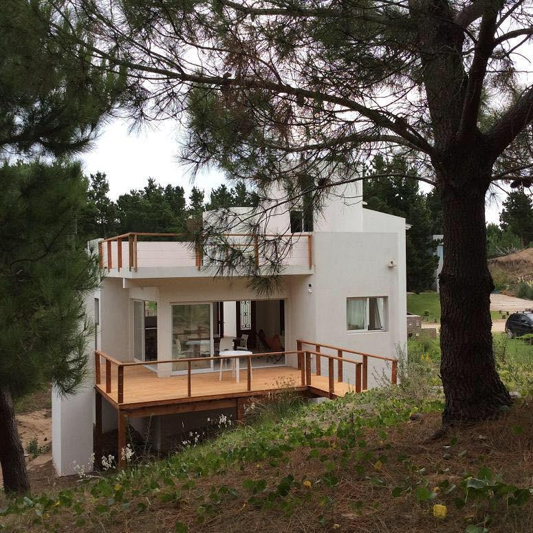 Foto Casa en Alquiler temporario en  Costa Esmeralda,  Punta Medanos          Deportiva 474