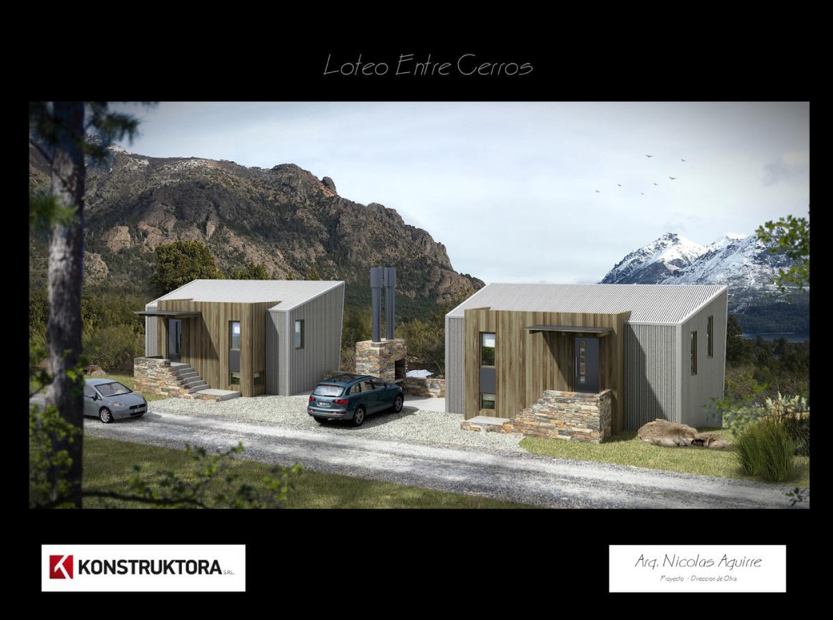 Foto Casa en Venta |  en  Villa Lago Gutierrez,  San Carlos De Bariloche  ENTRE CERROS - BARILOCHE