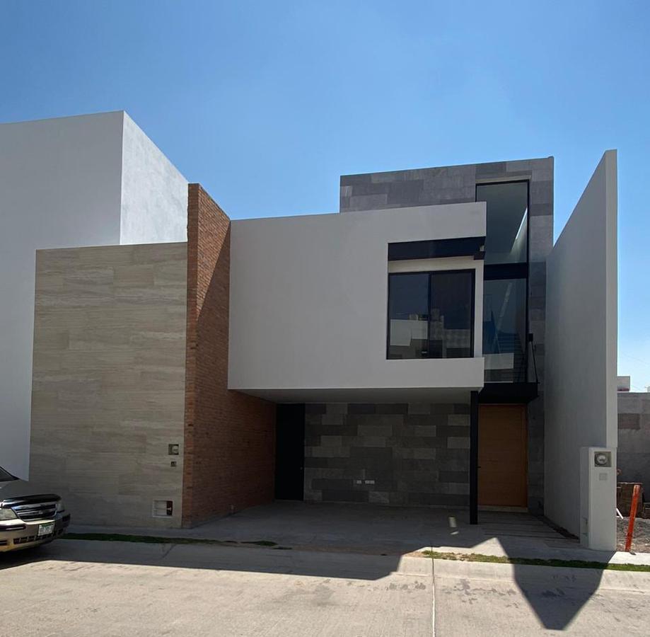 Foto Casa en Venta en  San Luis Potosí ,  San luis Potosí  CASA EN VENTA EN SAN ANGEL I, SAN LUIS POTOSI