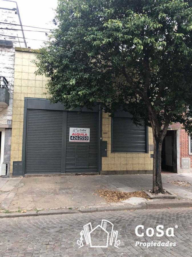 Foto Galpón en Alquiler en  Rosario,  Rosario  1ro de Mayo 3148