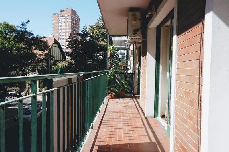 Foto Departamento en Venta en  Belgrano ,  Capital Federal  Arcos al 1500