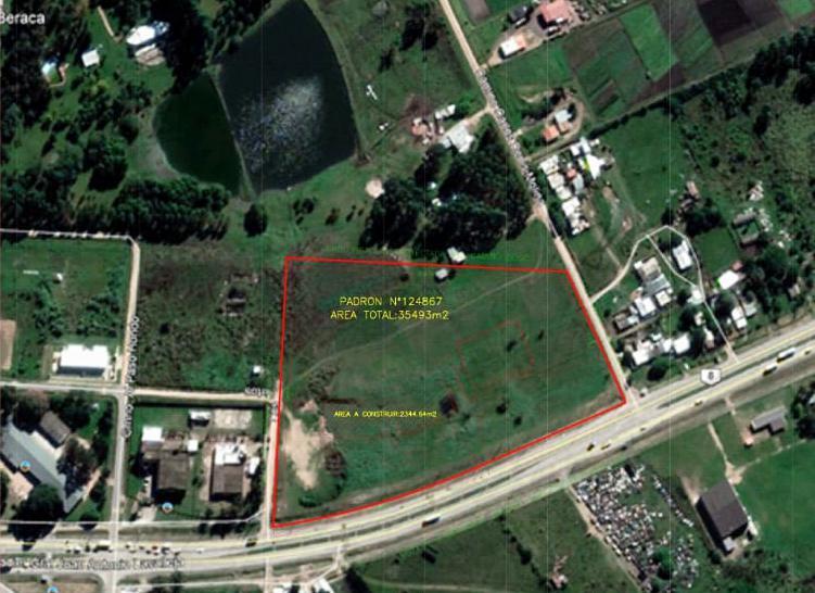 Foto Terreno en Venta en  Villa García ,  Montevideo  Ruta 8 , km22 , proximo Zona America , padrón 124867