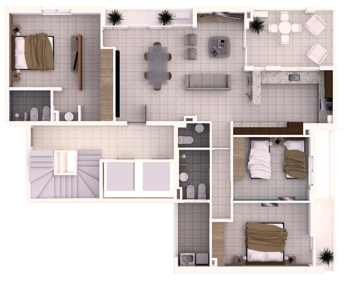 Foto Departamento en Venta en  Candioti Sur,  Santa Fe  Laprida 3337 - U 51 - 10° piso frente