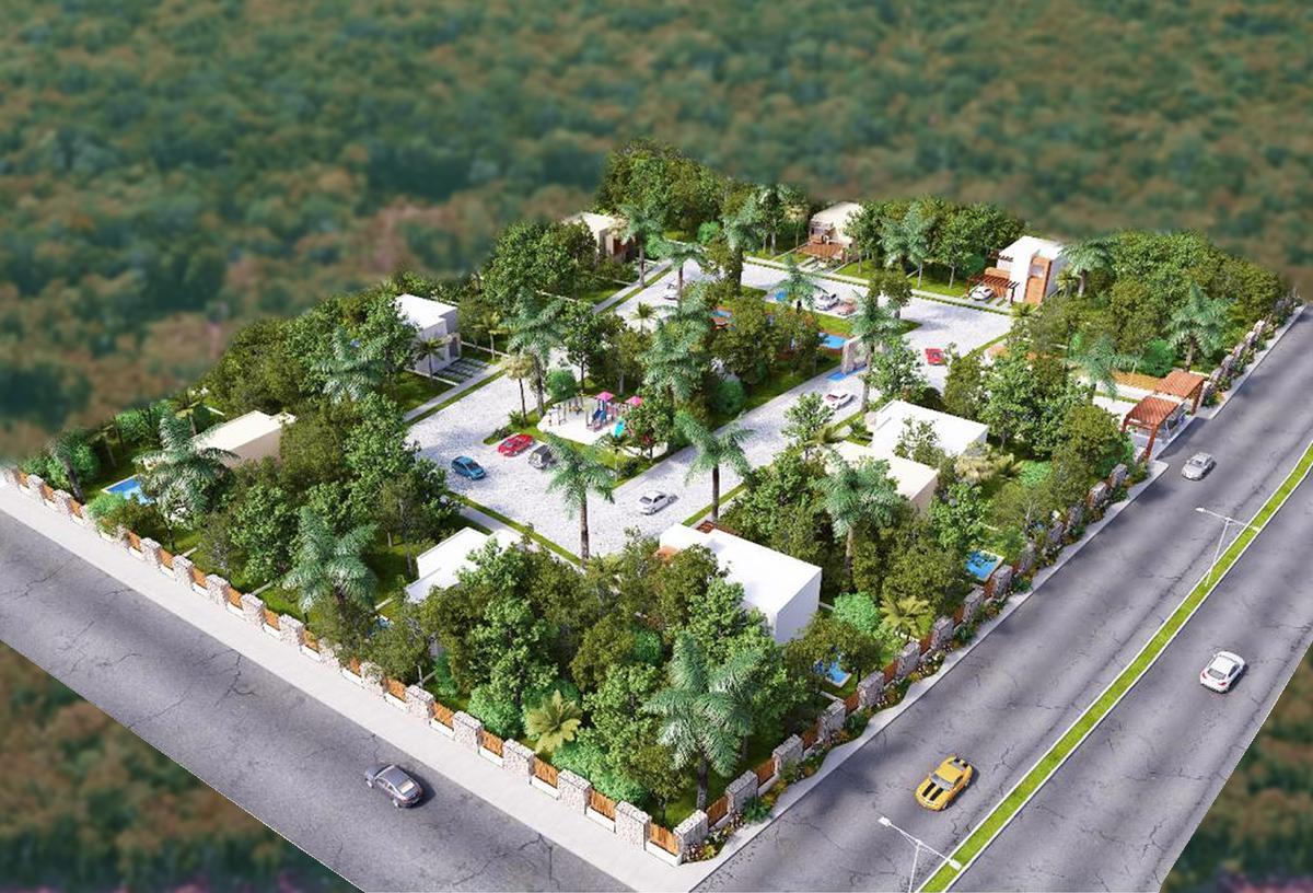 Foto Terreno en Venta en  Tulum Centro,  Tulum  Terreno # 4 Luum Tulum