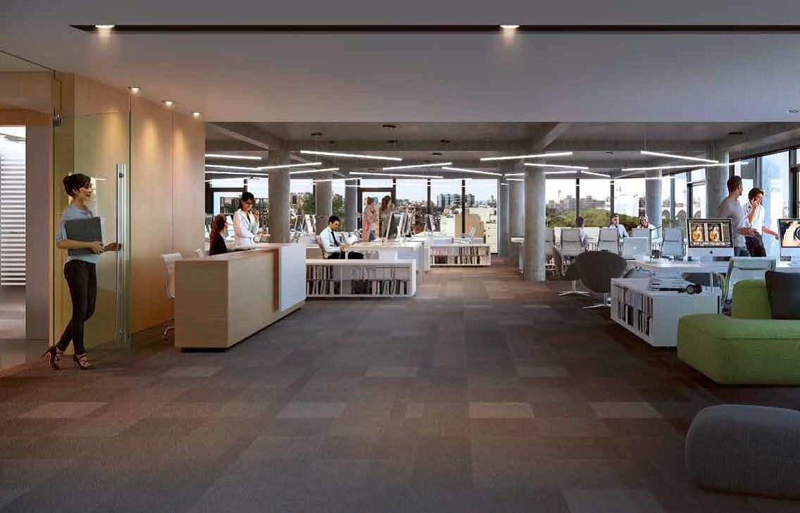 Foto Edificio Comercial en Alquiler en  Parque Patricios ,  Capital Federal  Av. Caseros al 3400