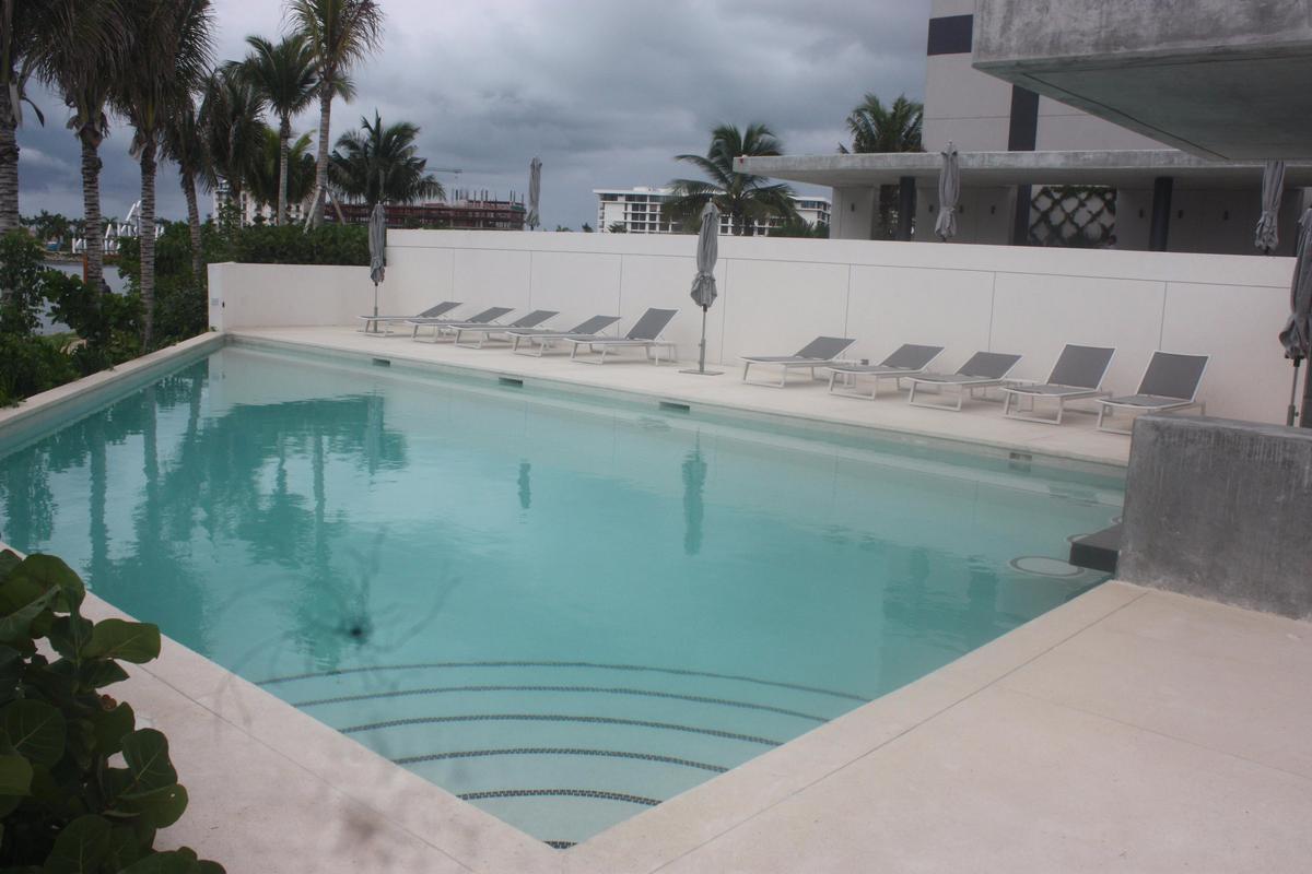 Foto Departamento en Renta en  Puerto Cancún,  Cancún          Puerto Cancún, Marina Condos,   Departamento amueblado de 1 recámara en RENTA , Cancún, Quintana Roo