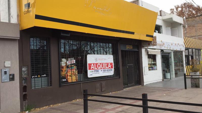 Foto Local en Alquiler en  Godoy Cruz ,  Mendoza  Avenida San Martín.