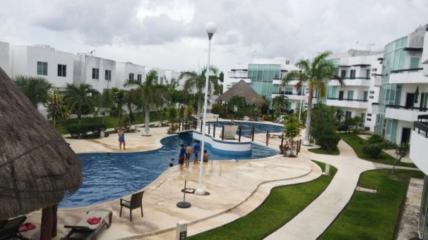 Foto Departamento en Venta en  Polígono Sur,  Cancún  DEPARTAMENTO EN VENTA/RENTA EN CANCUN EN VILLA MAYA