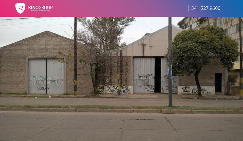 Foto Galpón en Venta en  Sur,  Rosario  A CIEN METROS PUERTO ROSARIO Y CIRCUNVALACION