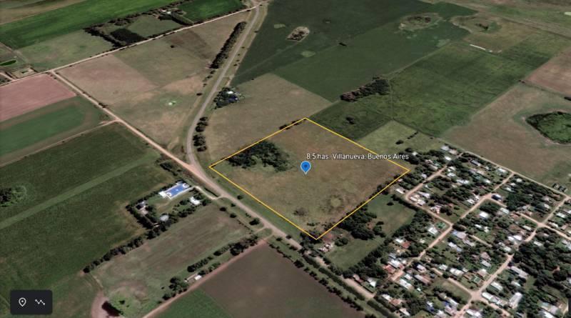 Foto Campo en Venta en  Villanueva,  General Paz  Acceso Principal Villanueva al 100