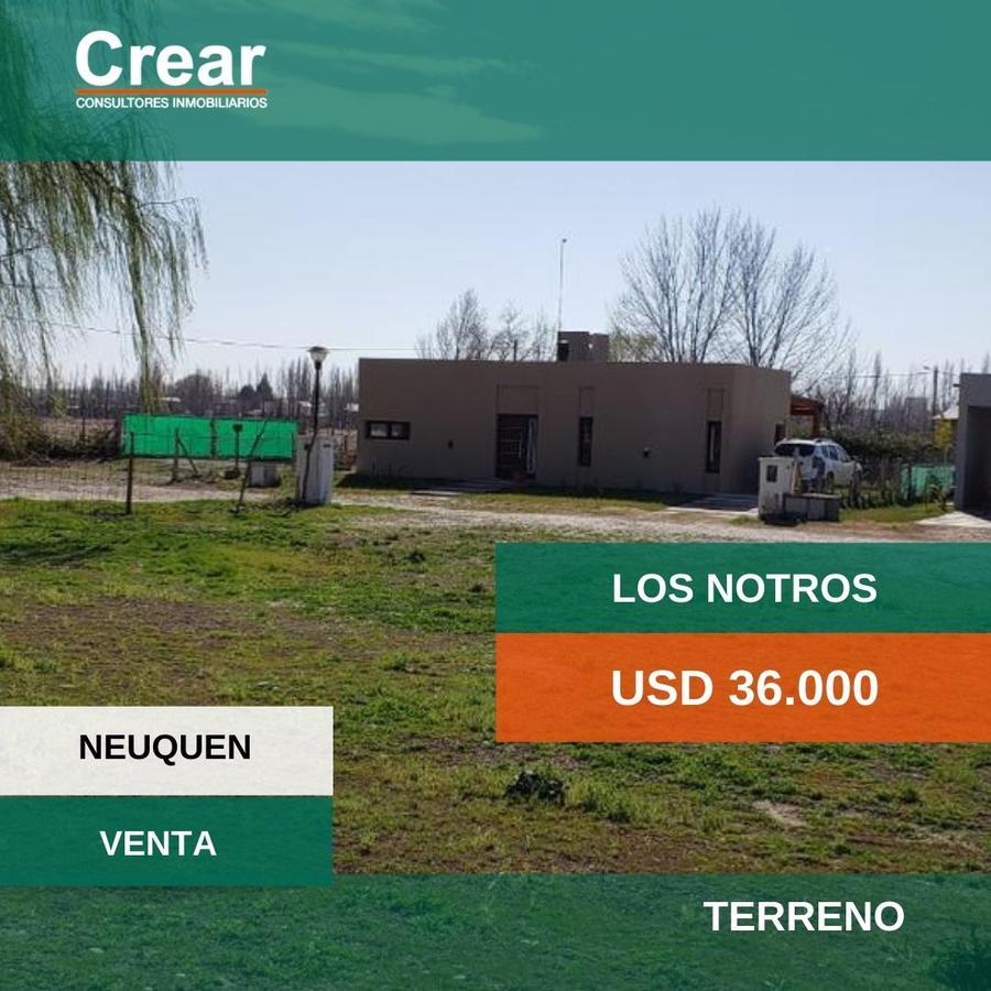 Foto Terreno en Venta en  Capital ,  Neuquen  LOS NOTROS