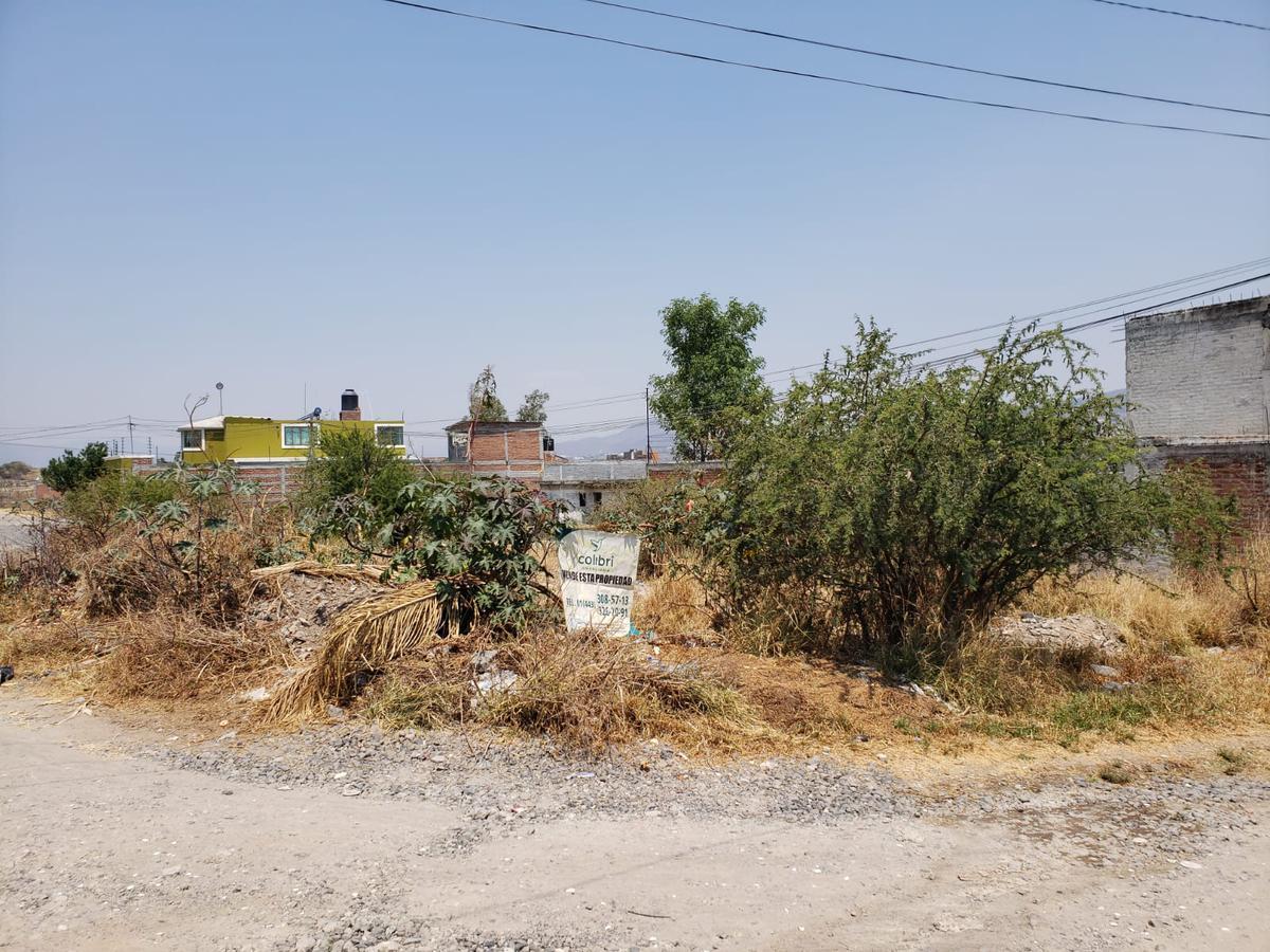 Foto Terreno en Venta en  Morelia ,  Michoacán  SAN JUANITO ITZICUARO