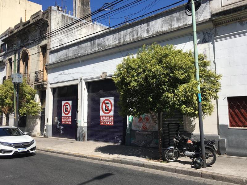 Foto Terreno en Alquiler | Venta en  Once ,  Capital Federal  Sarmiento 3100
