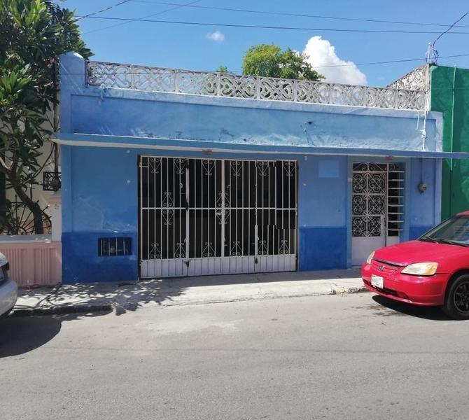 Foto Casa en Venta en  Merida Centro,  Mérida  CASA FLORES EN EL BARRIO DE SANTIAGO, CENTRO DE MÉRIDA
