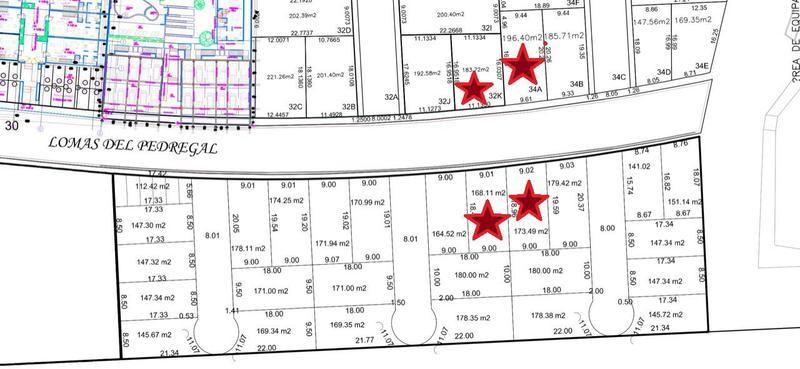 Foto Terreno en Venta en  Residencial Lomas Residencial,  Alvarado  LOMAS RESIDENCIAL, Terreno en VENTA sobre el Blvd en $4,700 el m2 (IV)