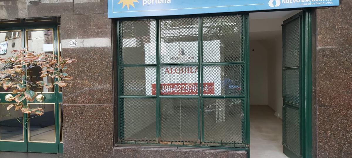 Foto Local en Alquiler en  Barrio Norte ,  Capital Federal  Charcas al 2700