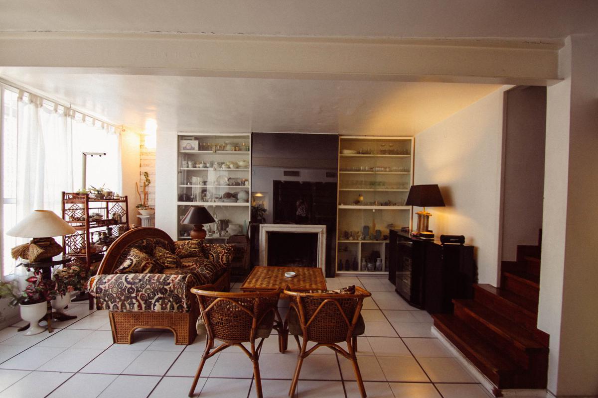 Foto Casa en Alquiler en  San Isidro,  San Isidro  Casa 3 dormitorios dependencia y terraza en San Isidro