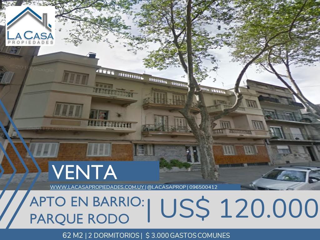 Foto Apartamento en Venta en  Parque Rodó ,  Montevideo  Juan D Jackson al 1200